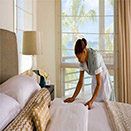 cleaning service paramonas villas